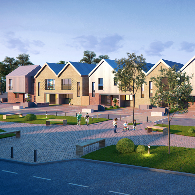 National Housing Award Shortlisted