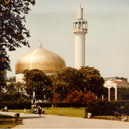 Image result for london central mosque